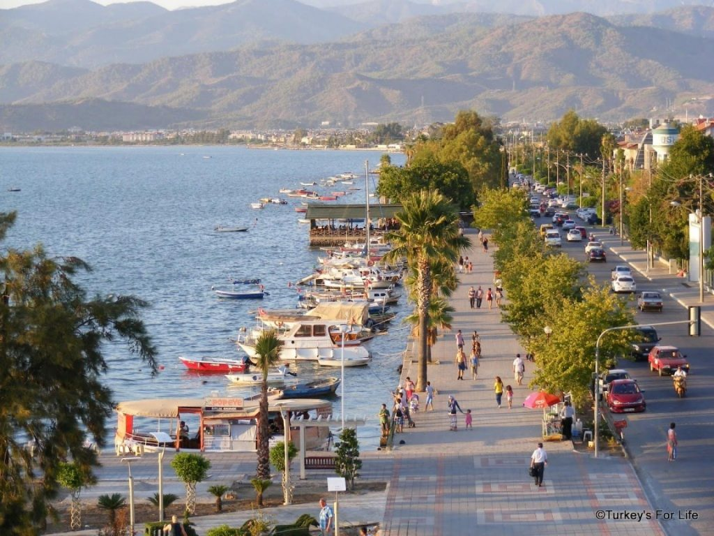Boat Trip to Fethiye, Turkey (taxes included)